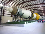 A real Saturn V. Another ambition achieved