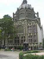 Medellin, Palace of Culture