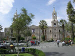 Plaza de Armas and Cathedral, Arequipa